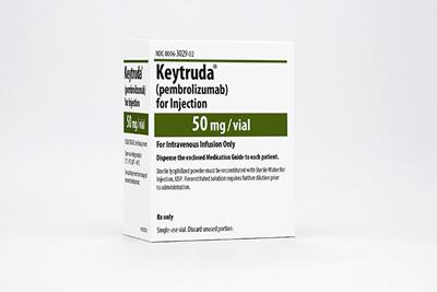默沙东肿瘤免疫疗法Keytruda获英国NICE批准