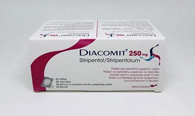 美国FDA批准儿童癫痫新药Diacomit(stiripentol)上市